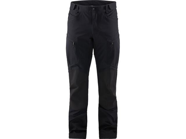 Haglöfs Rugged Mountain Pantalones Hombre, true black solid long